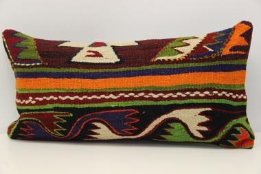 D105 Antique Turkish Kilim Cushion Cover