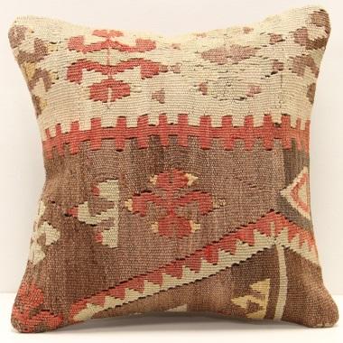 S246 Antique Turkish Kilim Cushion Covers