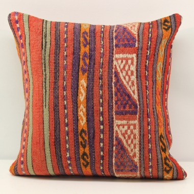 Antique Turkish Kilim Cushion Covers M1084