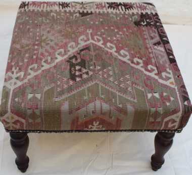 R5208 Antique Turkish Kilim Furniture