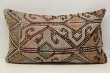 Antique Turkish Kilim Pillow Cover D123
