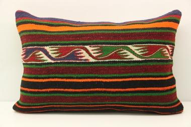 Antique Turkish Kilim Pillow Cover D128