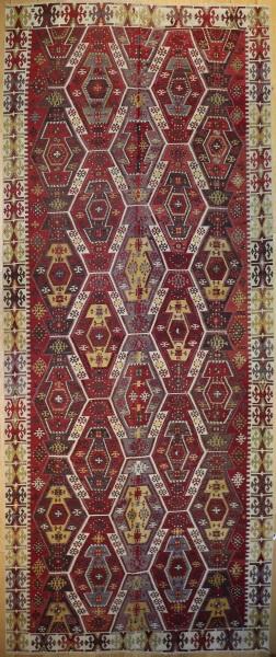 R6576 Antique Turkish Kilim Rugs