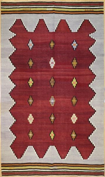R8915 Antique Turkish Kilim Rugs