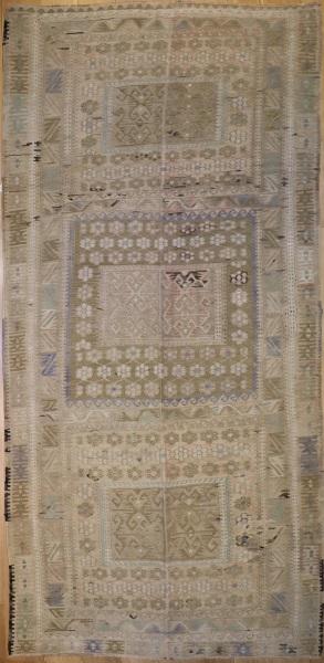 R5558 Antique Turkish Kilim Rugs
