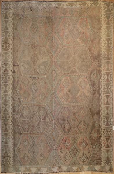 R5859 Antique Turkish Kilim Rugs
