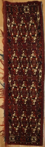 Antique Turkmenistan Yomut Rug R7996