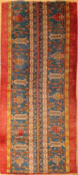 R4800 Antique Ushak Carpet Runner