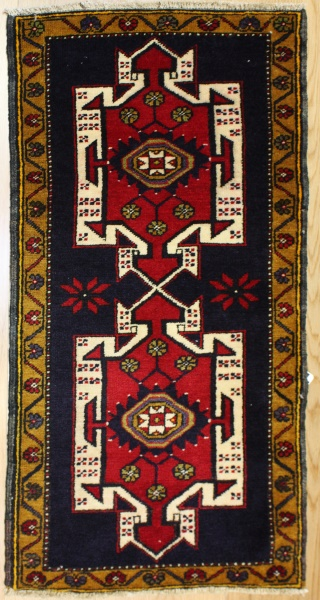 Antique Vintage Turkish Rugs R7920