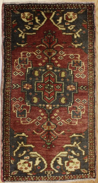 Antique Vintage Turkish Rugs R7924