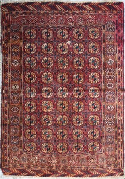 R5141 Antique Yomut Rug