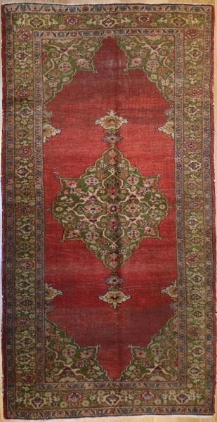 R3837 Antique Ziegler Persian Carpet