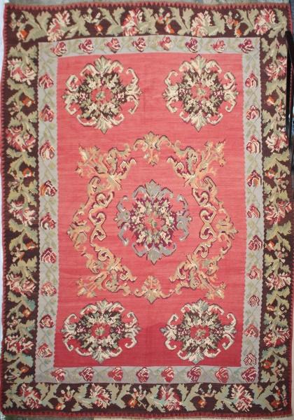 R4148 Armenian Karabakh Kilim Rug