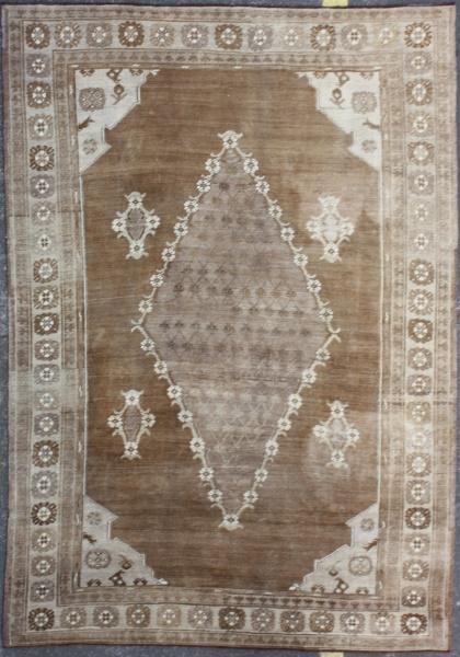 R4474 Antique Persian Bahkshaish Carpet