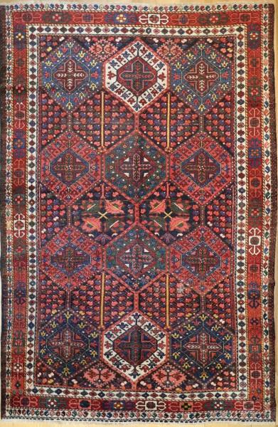R8611 Bahktiari Persian Carpets