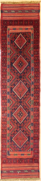 R8683 Beautiful Afghan Carpet Runner