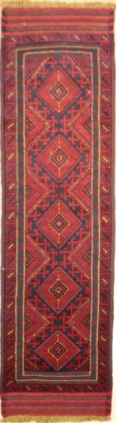 R8687 Beautiful Afghan Carpet Runner