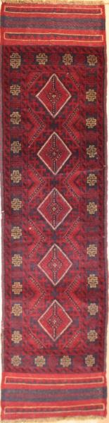 R8690 Beautiful Afghan Carpet Runner