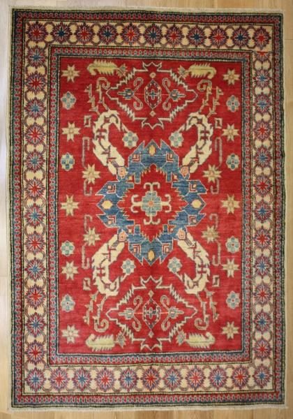 R8272 Beautiful Afghan Kazak Carpets