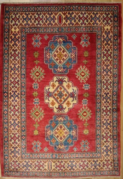 R8849 Beautiful Afghan Kazak Carpets