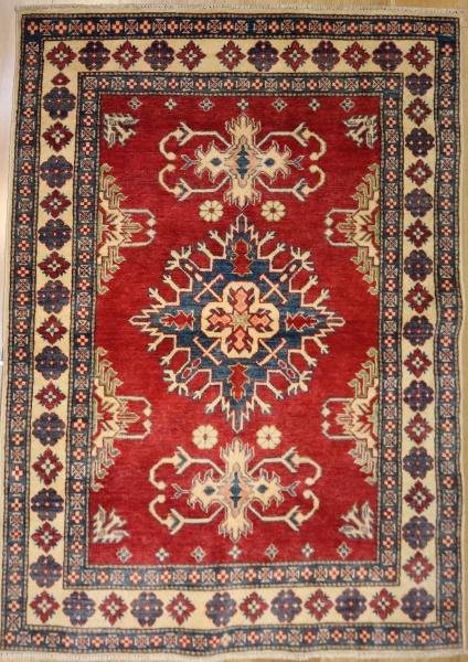 R8853 Beautiful Afghan Kazak Carpets