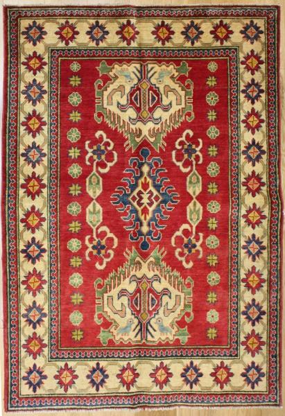 R8273 Beautiful Afghan Kazak Rugs