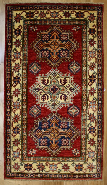 R8306 Beautiful Afghan Kazak Rugs