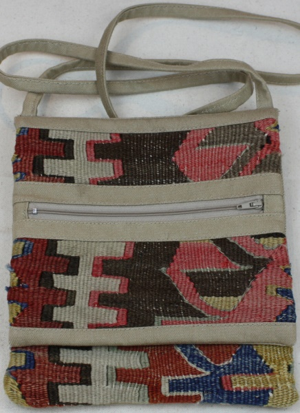 Beautiful Antique Kilim Hand Bags H116