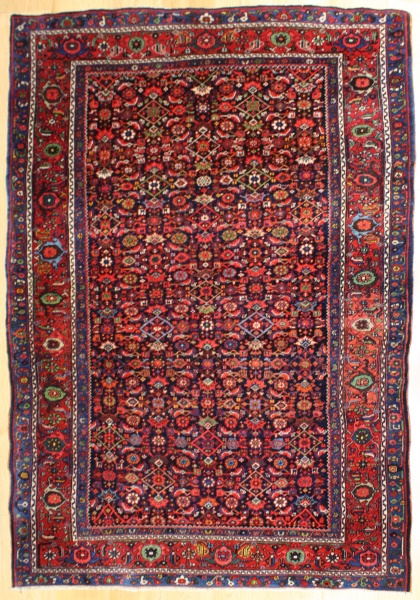 Beautiful Antique Persian Bidjar Carpets At Lower Price On