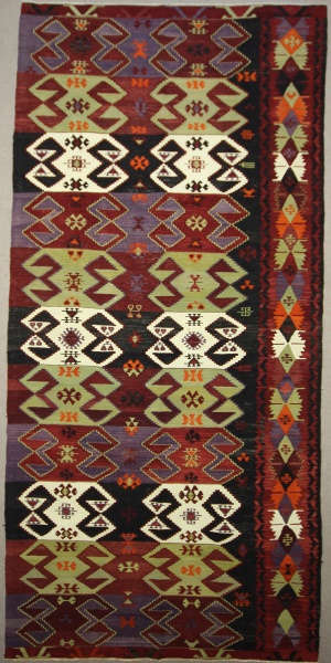 R7673 Beautiful Decorative  Kilim Rugs