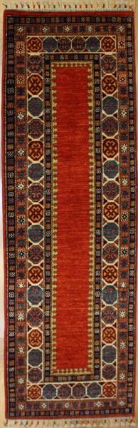 R8280 Beautiful Decorative Kazak Carpet Runner