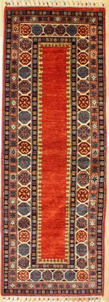 R8281 Beautiful Decorative Kazak Carpet Runner