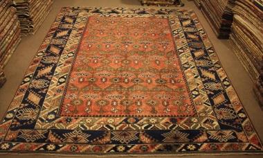 R8594 Beautiful Decorative Large Turkish Carpet