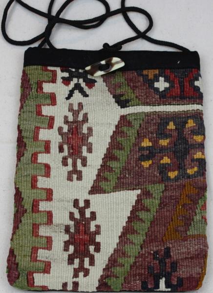 Beautiful Hand Woven Kilim Handbags H87