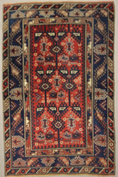 Beautiful Hand Woven Turkish Rugs R7896