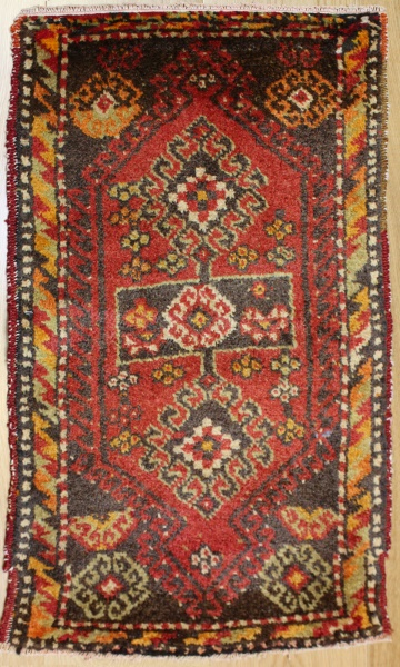 Beautiful Hand Woven Vintage Turkish Rugs R7530