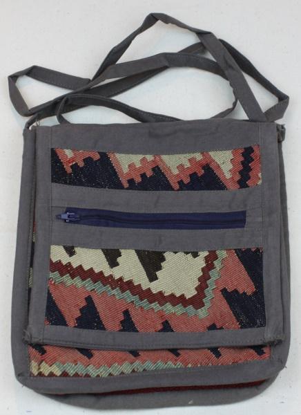 Beautiful Handmade Anatolian Kilim Handbags H51