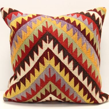 L395 Beautiful Handmade Kilim Cushion Cover London