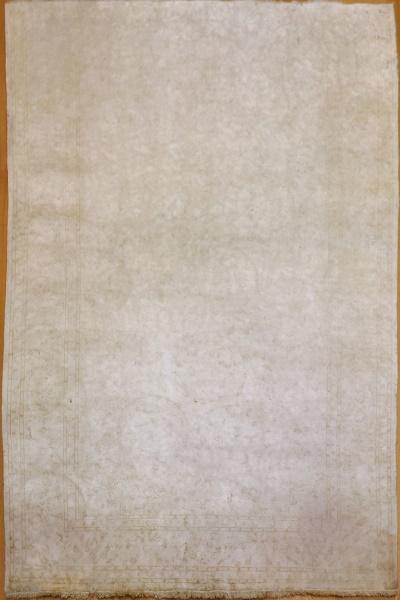 R7768 Persian Silk Kashan Rugs
