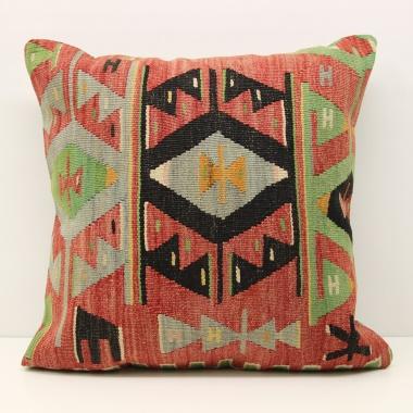 Beautiful Large Hand Woven Kilim Cushion Cover L518