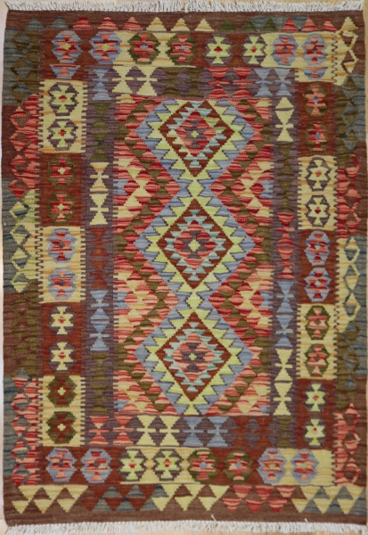 R8860 Beautiful New Afghan Kilim Rugs