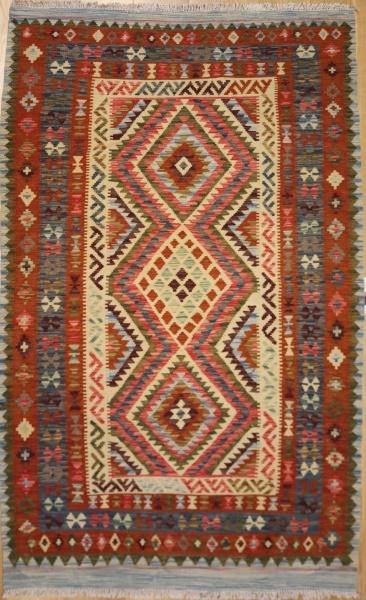 R8872 Beautiful New Afghan Kilim Rugs