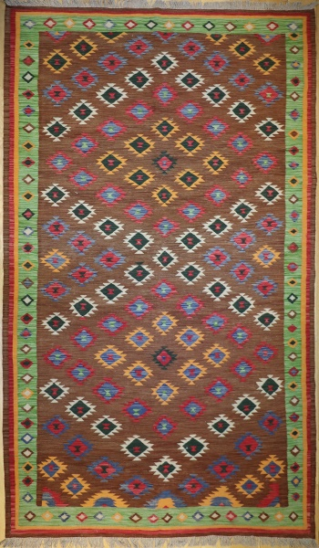 R9268 Beautiful New Afghan Kilim Rugs