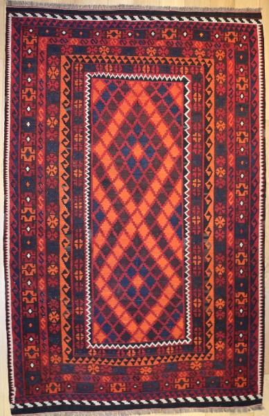 R8855 Beautiful New Afghan Kilim Rugs