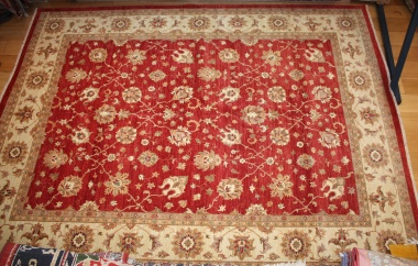 Beautiful Persian Ziegler Carpet R4997