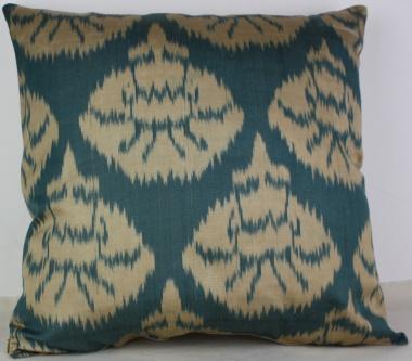 i12 Beautiful Silk Ikat Cushion Covers
