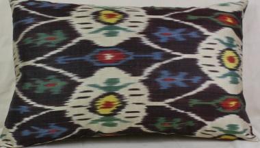 i60 Beautiful Silk Ikat Cushion Pillow Covers