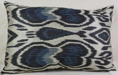 i61 Beautiful Silk Ikat Cushion Pillow Covers