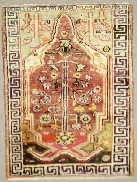 R7657 Beautiful Turkish Anatolian Gordes Carpet