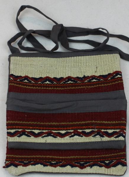 Beautiful Turkish Antique Kilim Handbag H114